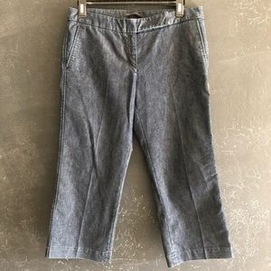 Express Editor Cropped Jeans Size 12